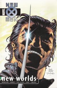 Cover Thumbnail for New X-Men (Marvel, 2001 series) #3 - New Worlds