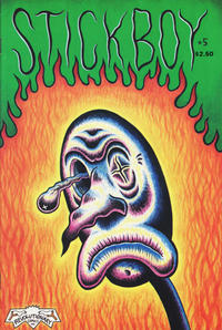 Cover Thumbnail for Stickboy (Revolutionary, 1990 series) #5