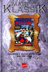 Cover Thumbnail for Marvel Klassik (Panini Deutschland, 1998 series) #10