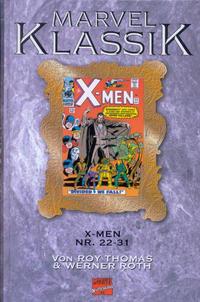 Cover Thumbnail for Marvel Klassik (Panini Deutschland, 1998 series) #13