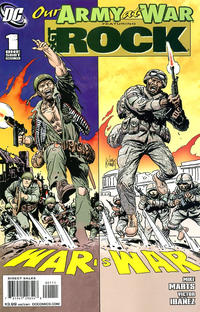 Cover Thumbnail for Our Army at War (War One-Shot) (DC, 2010 series) #1