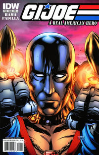 Cover Thumbnail for G.I. Joe: A Real American Hero (IDW, 2010 series) #159 [Cover A]