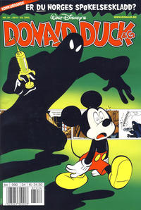 Cover Thumbnail for Donald Duck & Co (Hjemmet / Egmont, 1948 series) #34/2010