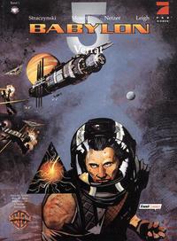 Cover Thumbnail for Babylon 5 (Egmont Ehapa, 1996 series) #1 - Verrat