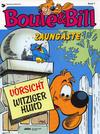 Cover for Boule & Bill (Egmont Ehapa, 1989 series) #7 - Zaungäste