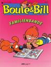 Cover for Boule & Bill (Egmont Ehapa, 1989 series) #12 - Familienbande