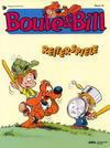Cover for Boule & Bill (Egmont Ehapa, 1989 series) #16 - Reiterspiele