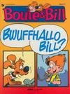 Cover for Boule & Bill (Egmont Ehapa, 1989 series) #17 - Bwuffhallo Bill