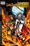 Cover for Chaos! Crossover (mg publishing, 2000 series) #5 [Comic Action 2001]
