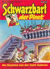Cover for Schwarzbart der Pirat (Bastei Verlag, 1980 series) #2