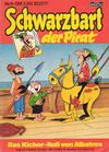 Cover for Schwarzbart der Pirat (Bastei Verlag, 1980 series) #8