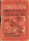 Cover for Tarzan Jungle Serie (Hoenderopse Algemene Tijdschriften Exploitatie, 1949 series) #4