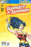 Cover for Wonder Woman (DC, 2006 series) #31 [Scott Kolins Variant]
