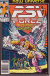 Cover for Psi-Force (Marvel, 1986 series) #8 [Newsstand]