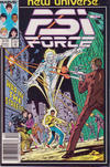 Cover for Psi-Force (Marvel, 1986 series) #2 [Newsstand]
