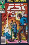 Cover for Psi-Force (Marvel, 1986 series) #7 [newsstand]