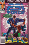 Cover for Psi-Force (Marvel, 1986 series) #5 [newsstand]