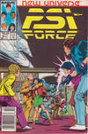 Cover for Psi-Force (Marvel, 1986 series) #12 [Newsstand]