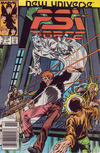 Cover for Psi-Force (Marvel, 1986 series) #13 [Newsstand]