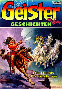 Cover Thumbnail for Geister Geschichten (Bastei Verlag, 1980 series) #14