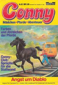 Cover Thumbnail for Conny (Bastei Verlag, 1980 series) #82