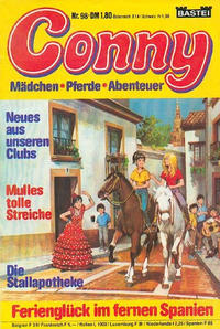 Cover Thumbnail for Conny (Bastei Verlag, 1980 series) #98