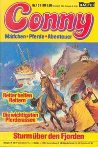 Cover Thumbnail for Conny (Bastei Verlag, 1980 series) #101