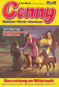 Cover Thumbnail for Conny (Bastei Verlag, 1980 series) #132