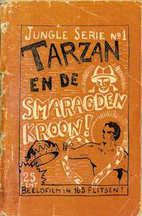 Cover Thumbnail for Tarzan Jungle Serie (Hoenderopse Algemene Tijdschriften Exploitatie, 1949 series) #1