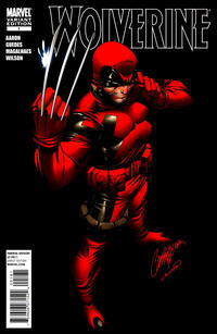Cover Thumbnail for Wolverine (Marvel, 2010 series) #1 [Campbell Cover]