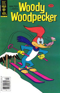 Cover Thumbnail for Walter Lantz Woody Woodpecker (Western, 1962 series) #175 [Gold Key]