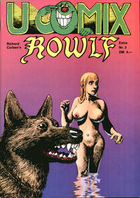 Cover Thumbnail for U-Comix Extra (Volksverlag, 1977 series) #3