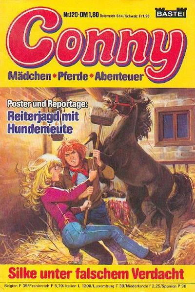 Cover for Conny (Bastei Verlag, 1980 series) #120