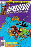 Cover Thumbnail for Daredevil (1964 series) #172 [Newsstand Edition]