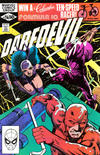 Cover Thumbnail for Daredevil (1964 series) #176 [Direct]