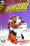 Cover for Daredevil (Marvel, 1964 series) #182 [Direct]