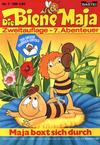 Cover for Die Biene Maja (Bastei Verlag, 1977 series) #7