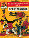 Cover for Die Abenteuer von Nero und Co (Rädler, 1972 series) #7