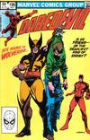 Cover for Daredevil (Marvel, 1964 series) #196 [Direct]