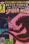 Cover for The Spectacular Spider-Man (Marvel, 1976 series) #32 [Direct]