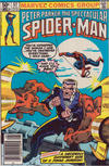Cover Thumbnail for The Spectacular Spider-Man (1976 series) #57 [Newsstand]