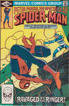 Cover for The Spectacular Spider-Man (Marvel, 1976 series) #58 [Direct]