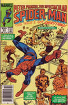 Cover Thumbnail for The Spectacular Spider-Man (1976 series) #83 [Newsstand Edition]