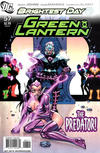 Cover for Green Lantern (DC, 2005 series) #57 [Standard Cover]