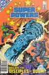 Cover for Super Powers (DC, 1984 series) #1 [Newsstand]
