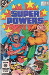 Cover for Super Powers (DC, 1984 series) #4 [Direct]