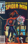 Cover Thumbnail for The Spectacular Spider-Man (1976 series) #87 [Newsstand Edition]