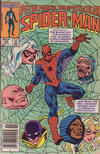 Cover Thumbnail for The Spectacular Spider-Man (1976 series) #96 [Newsstand Edition]