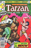 Cover for Tarzan (Marvel, 1977 series) #2 [35¢]