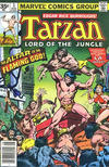 Cover for Tarzan (Marvel, 1977 series) #3 [35¢]